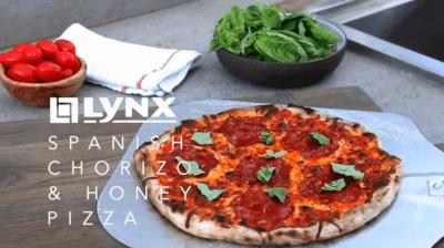 Spanish Chorizo & Honey Pizza
