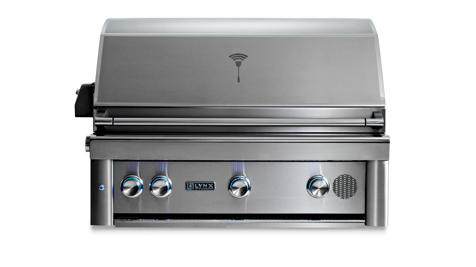 36 Professional Built In Smart Grill With Rotisserie Smart36